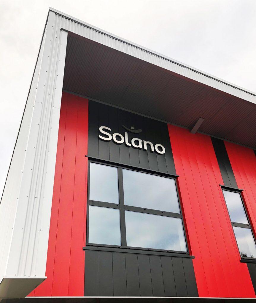 siège social Solano Rennes
