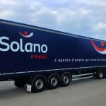 camion, formation, solano