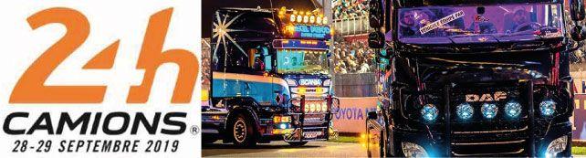 solano; 24h camions, le mans